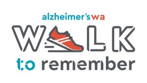 Alzheimer's WA Walk to Remember logo