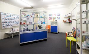 Assistive Technology Room at Mary Chester House, Shenton Park
