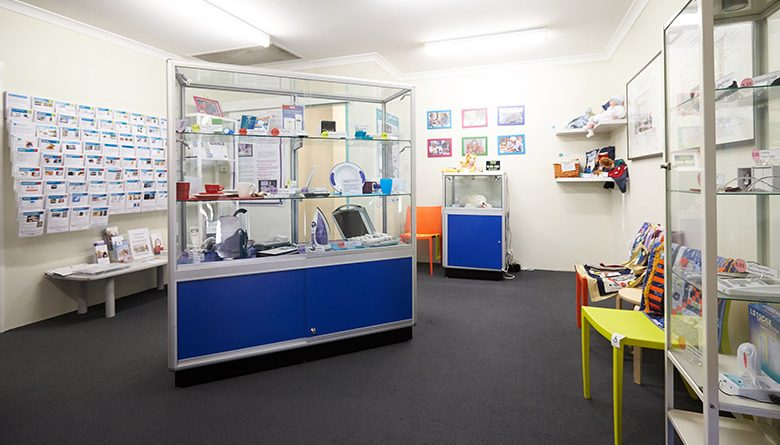 Assistive Technology Room at Mary Chester House, Shenton Park - Alzheimer's WA