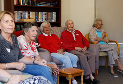 An Alzheimer's WA Carer Support Group