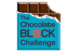 The Chocolate Block Challenge Logo