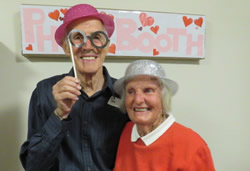 Love is in the Air… at Mary Chester House