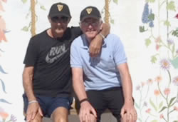 Andy Creighan living well with younger onset dementia