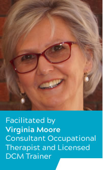 Virginia Moore - Consultant Occupational Therapist and Licensed Dementia Care Mapping Trainer