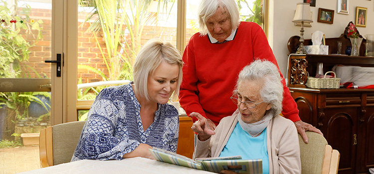 Individual support and personal care