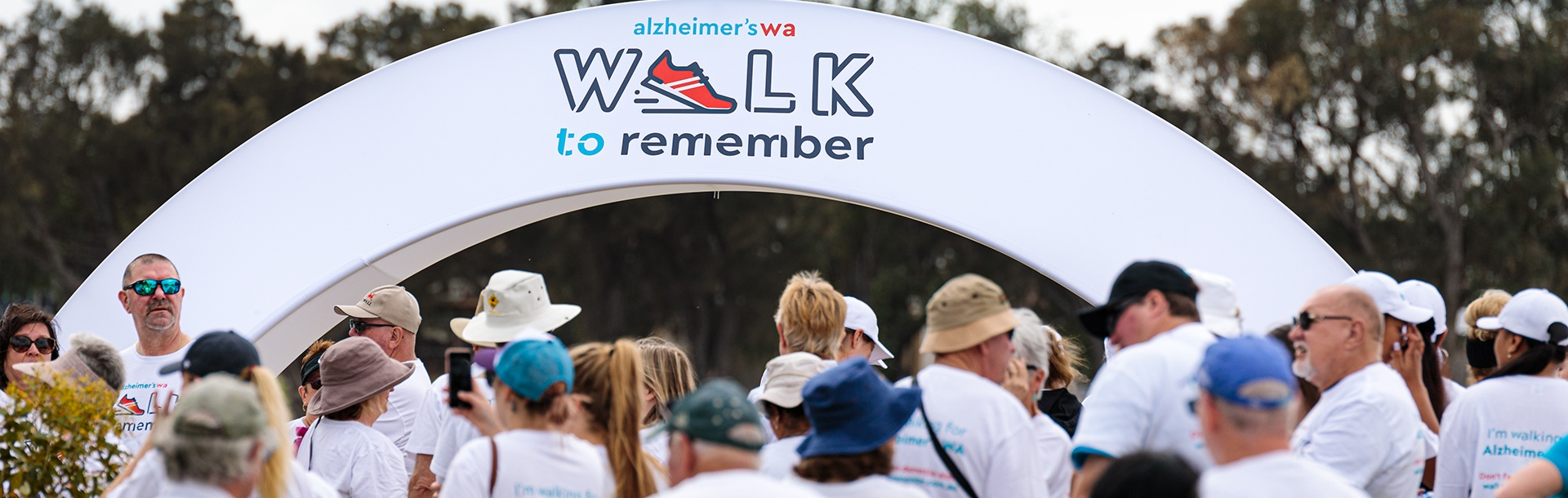 Join us as we Walk to Remember